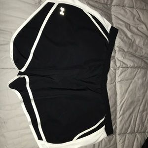 Women's Under Armour pocketed shorts